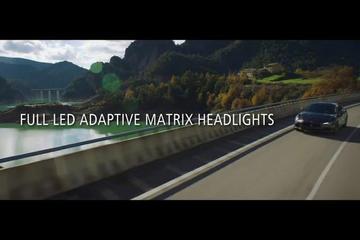 玛莎拉蒂Ghibli新款LED自适应大灯