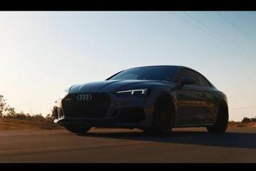2018 Audi RS5 暴力机器再次进化!