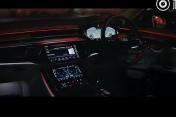 奥迪A8最新创意宣传片:Escape 逃脱
