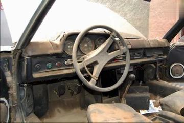老车复原 1970年保时捷914翻新全过程