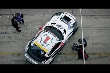 奔驰 AMG GT4纽伯格林超燃大片来袭