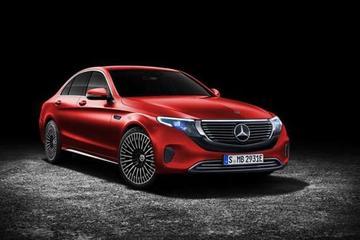奔驰C级纯电版将加入EQ系列 未来还将推出EQS旗舰车型