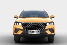 日前,我们从一汽奔腾官方获悉,全新紧凑型SUV奔腾T77将于9月27日正式下线,搭载全息智控系统。