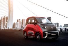 9月18日,宝骏旗下全新纯电动微型车——宝骏E200正式在广西地区率先上市,补贴后售价区间为4.98-5.98万元。