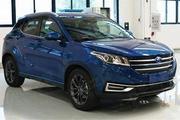 金康汽车旗下纯电动SUV申报图曝光 命名为瑞驰EV