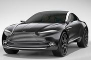 阿斯顿·马丁首款SUV有望明年发布 将采用混合动力