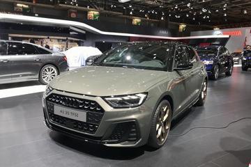 2018巴黎车展:全新一代奥迪A1首发