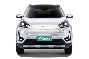起亚KX3 EV官图发布 今年四季度上市