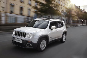 Jeep自由侠将推PHEV版本 2020年初上市