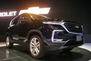 与宝骏530共享平台 全新雪佛兰科帕奇发布