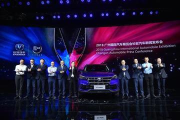CS85开启产品转型 朱华荣:未来效益是长安的生命力
