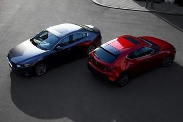 全新一代马自达3官图 洛杉矶车展正式发布
