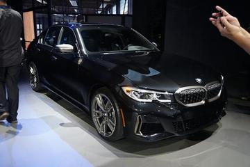 2018洛杉矶车展:全新一代宝马M340i发布