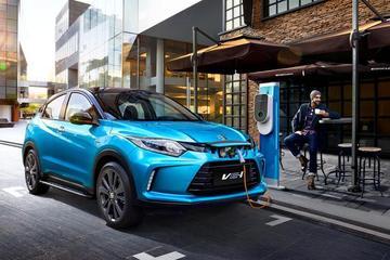 首款纯电动SUV VE-1焕新而来 广汽本田重新定义未来出行