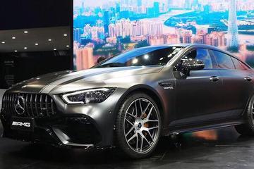 奔驰AMG GT四门跑车今日开启预售 3.2秒破百