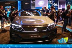 2019 CES:量产技术调整 拜腾车内居然还要增加屏幕