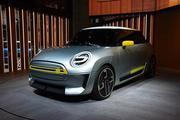 性能为主续航为辅 MINI将于8月份推出纯电动版车型