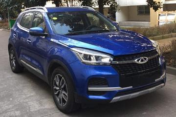 瑞虎5x纯电动版车型申报图曝光 延续汽油版设计