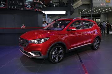 名爵ZS纯电动版车型将于3月份正式上市