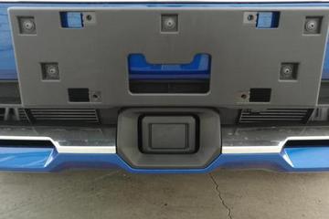 哈弗F7x配置细节谍照曝光 配备全液晶仪表