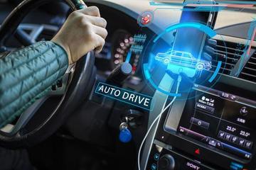 """发展智能网联汽车 中国汽车行业增速""""第二引擎"""""""