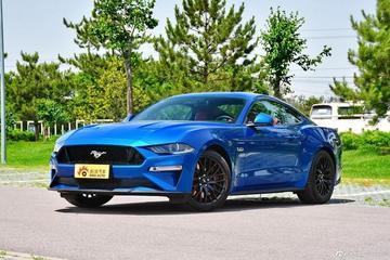 福特2019款Mustang上市 售价40.38-59.18万