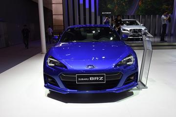 官方宣布:斯巴鲁BRZ将回归中国市场