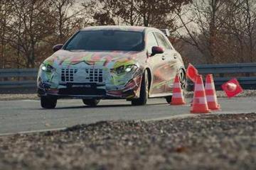 新一代AMG A45预告视频发布 日内瓦车展首发