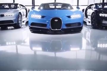 大开眼界!5 分钟游览布加迪跑车的梦幻工厂