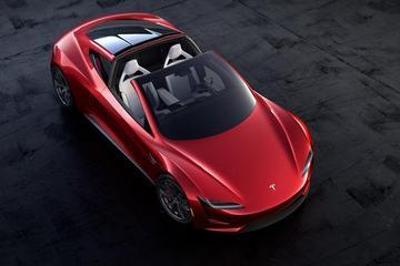 特斯拉全新Roadster开启预定 33.2万起