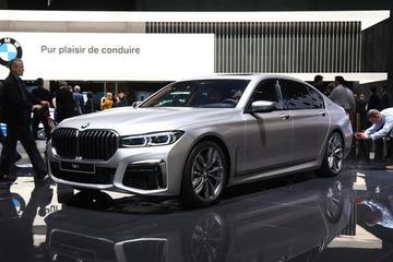 2019日内瓦车展:全新宝马M760Li正式亮相