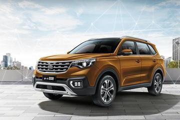 东风悦达起亚智跑1.4T车型上市 售13.79-14.49万