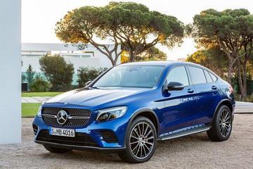 奔驰新款GLC Coupe上市 售46.38-59.48万