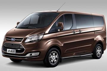 福特途睿欧新增车型上市 售价26.38-35.68万元