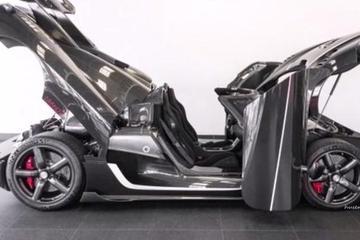 速度猛兽 Koenigsegg Agera RS Draken