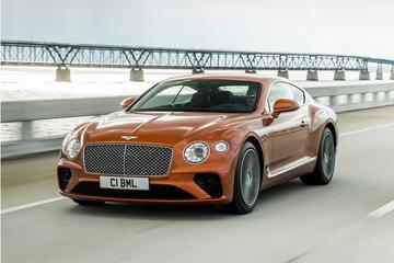 欧陆GT V8官图发布 换装4.0升双涡轮增压V8发动机