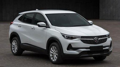 别克全新SUV或定名昂科拉GX 上海车展亮相