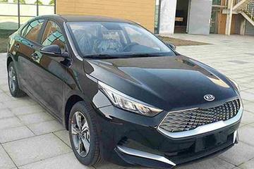 起亚全新K3将于上海车展首发 预计6月上市