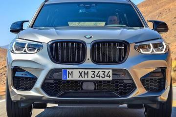 2020年宝马X3M 性能SUV的新选择