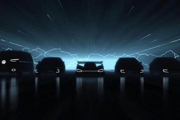e-Golf纯电领衔 大众多款纯电动今日发布