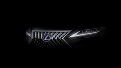 雷克萨斯全新级别车型预告图 上海车展全球首发