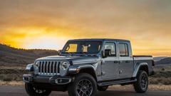 Jeep Gladiator皮卡 将于上海车展亚洲首秀