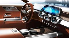 奔驰公布上海车展阵容 GLB概念车/AMG A35等