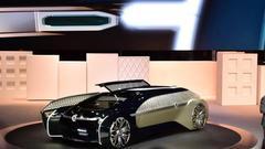 雷诺上海车展阵容曝光 K-ZE量产版等
