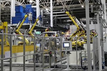 基于工业4.0标准 参观金康SERES智能工厂