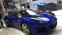 2019上海车展探馆:路特斯 Evora GT410 Sport