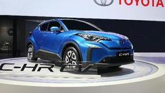 丰田EV量产车型首秀