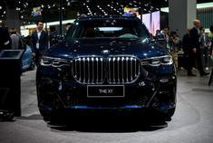 2019上海车展:宝马全新7座SUV 终于等到你!