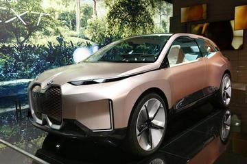 提前感受未来出行 BMW Vision iNEXT概念车解析