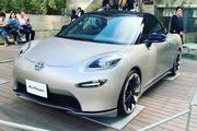或为MR2继任者 丰田La Coupe概念车发布